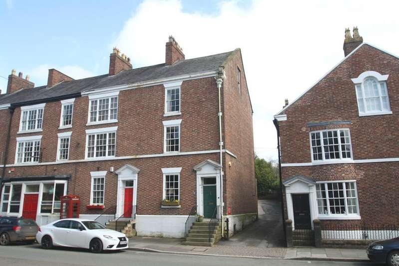 4 Bedrooms End Of Terrace House for sale in 85 High Street, Tarporley, CW6 0AB