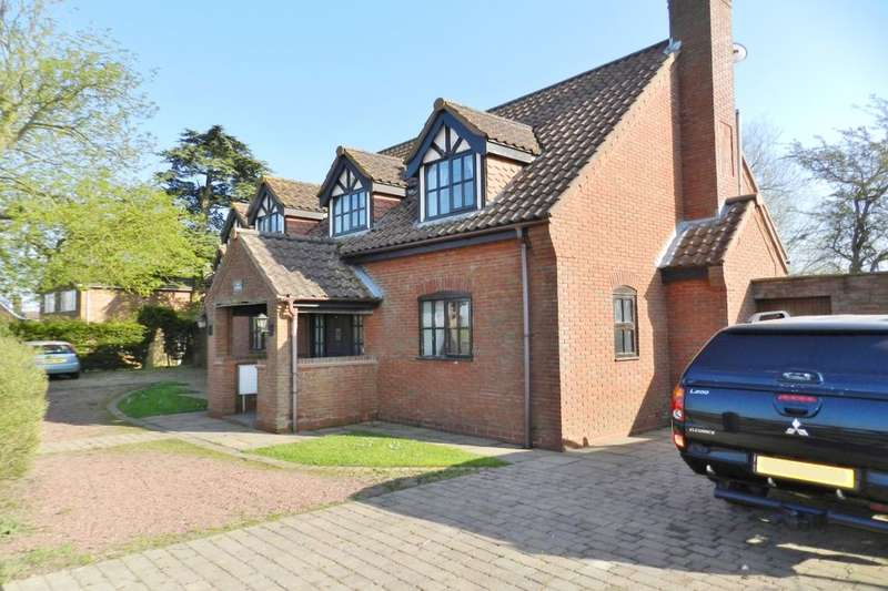 5 Bedrooms Detached House for sale in Sutton Road, Markby, Alford, LN13