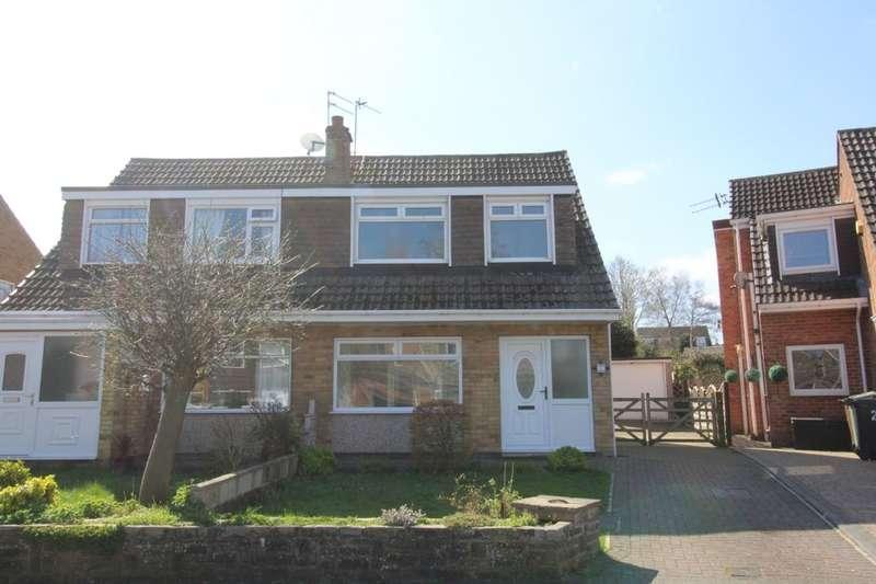 3 Bedrooms Semi Detached House for rent in Arthursdale Drive, Scholes, Leeds, LS15