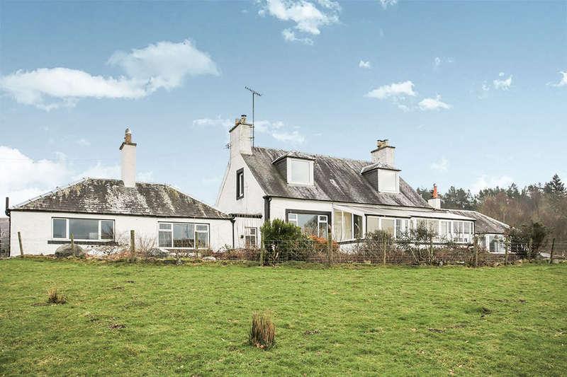 4 Bedrooms Detached House for sale in Parton, Castle Douglas, DG7