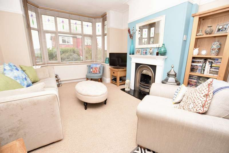 3 Bedrooms Semi Detached House for sale in Sandcliffe Road, Wheatley Hills DN2