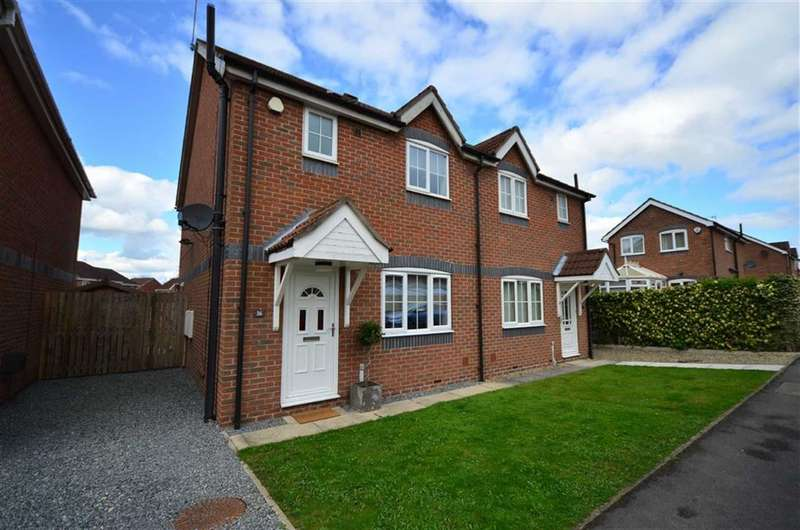 3 Bedrooms Property for sale in Highfield View, Barlby, Selby, YO8