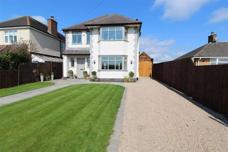 3 Bedrooms Property for sale in Berry Hill Lane, Donington Le Heath, ...