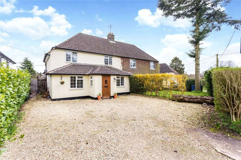 4 Bedrooms Semi Detached House for sale in Meadow Cottages, Little Kingshill, Great Missenden, Buckinghamshire, HP16
