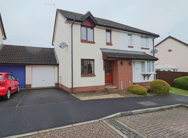 2 Bedrooms Semi Detached House for sale in Parkers Hollow