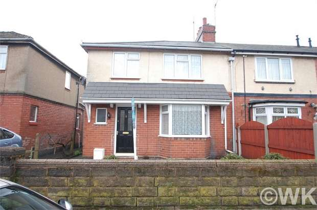 3 Bedrooms Semi Detached House for sale in Addenbrooke Street, WEDNESBURY, West Midlands
