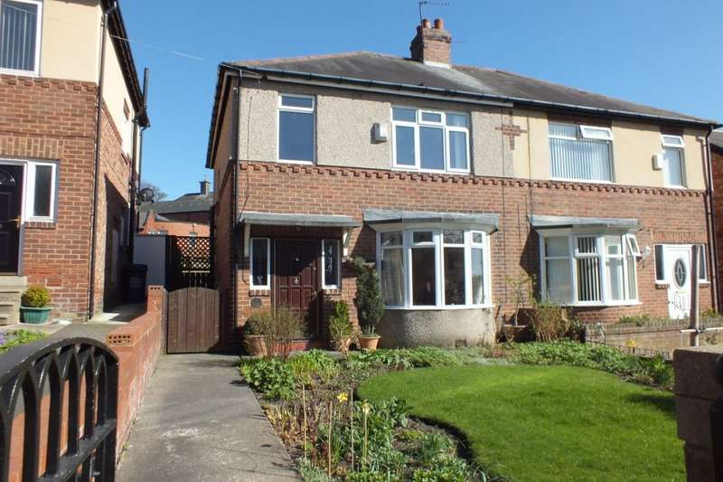 3 Bedrooms Semi Detached House for sale in St. James Gardens, Newcastle Upon Tyne, NE15