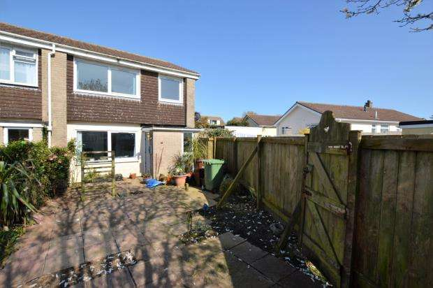3 Bedrooms End Of Terrace House for sale in Forbes Close, Newlyn, Penzance, Cornwall