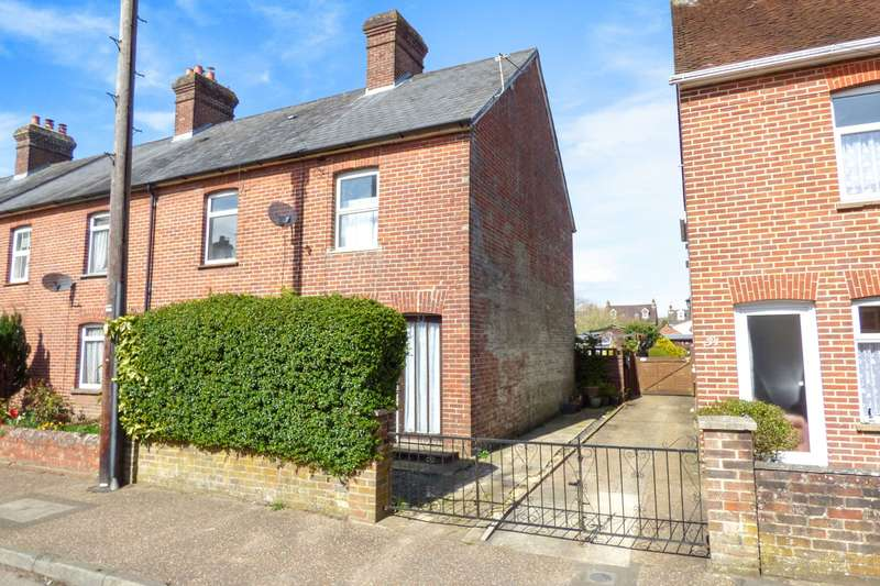 2 Bedrooms End Of Terrace House for sale in Lutener Road, Easebourne, Midhurst, GU29