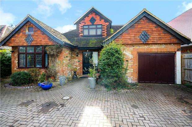 4 Bedrooms Detached House for sale in Newton Lane, Old Windsor, Windsor
