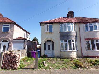 3 Bedrooms Semi Detached House for sale in Stairhaven Road, West Allerton, Liverpool, Merseyside, L19