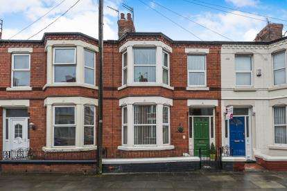 3 Bedrooms Terraced House for sale in Colwyn Road, Liverpool, Merseyside, England, L13