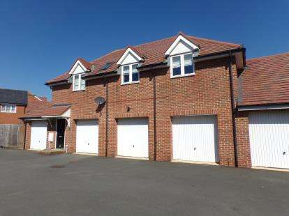 2 Bedrooms Maisonette Flat for sale in Brooklands Avenue, Wixams, Bedford, Bedfordshire