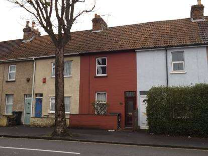 2 Bedrooms Terraced House for sale in Southmead Road, Westbury On Trym, Bristol