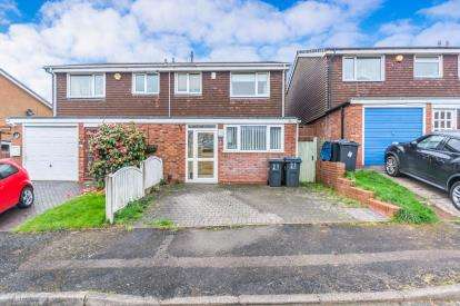 3 Bedrooms Semi Detached House for sale in Ontario Close, Kings Norton, Birmingham, West Midlands