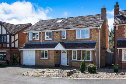 6 Bedrooms Detached House for sale in Chandler's Ford, Eastleigh, Hampshire