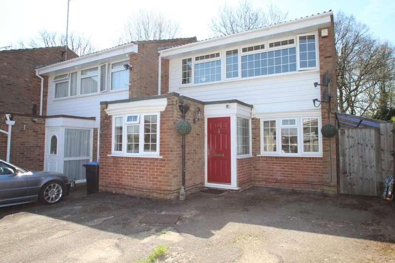 4 Bedrooms End Of Terrace House for sale in Botley Road, Hemel Hempstead
