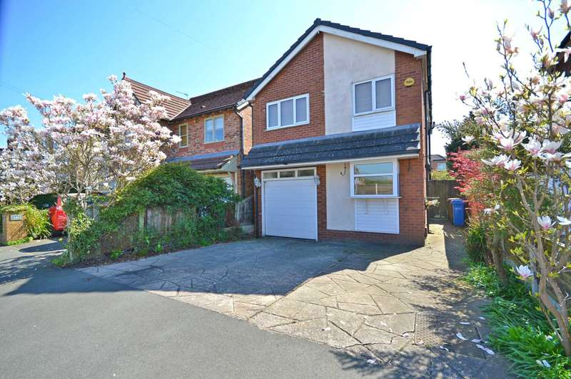 4 Bedrooms Detached House for sale in Victoria Avenue, Cheadle Hulme