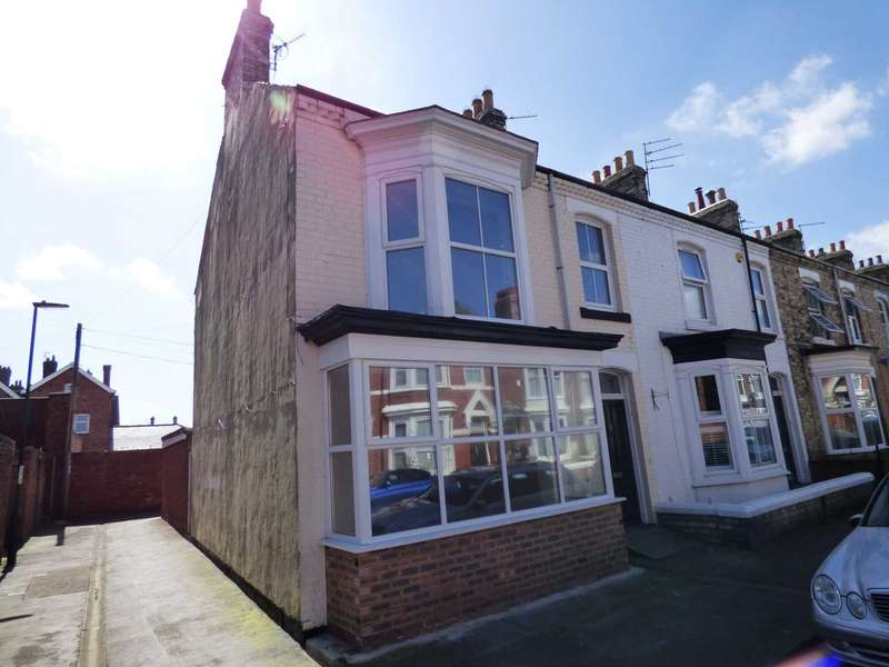 3 Bedrooms Terraced House for sale in Eden Street, Saltburn By The Sea