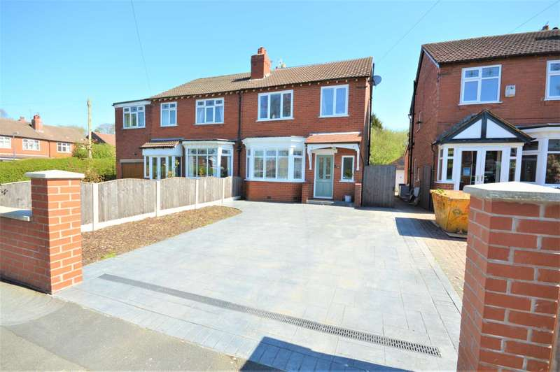 4 Bedrooms Semi Detached House for sale in Glenwood Grove, Woodsmoor