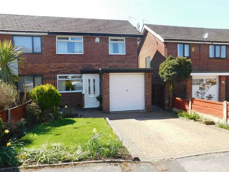 3 Bedrooms Semi Detached House for sale in Ashton Street, Woodley, Stockport