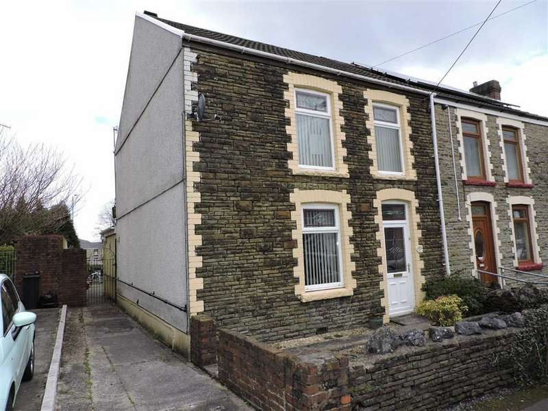 3 Bedrooms Semi Detached House for sale in Francis Street, Pontardawe