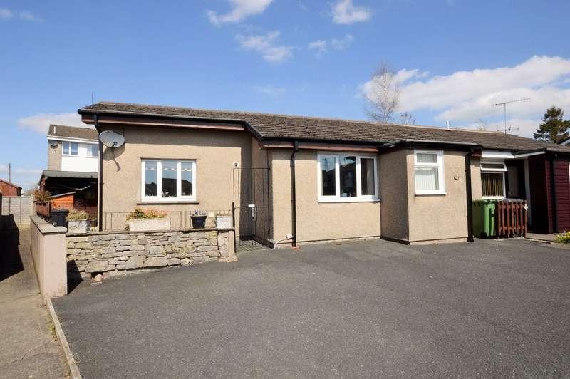 3 Bedrooms Semi Detached Bungalow for sale in Calder Drive, Kendal