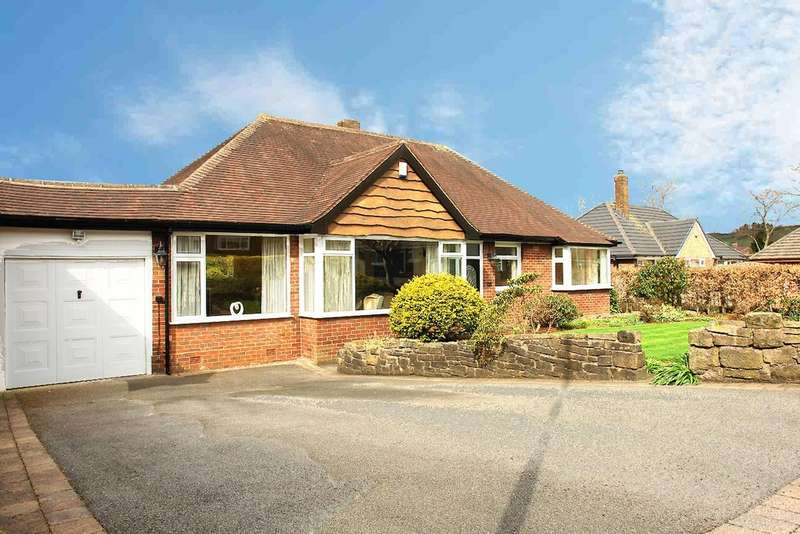 3 Bedrooms Detached Bungalow for sale in Marsham Close, Grotton, Saddleworth