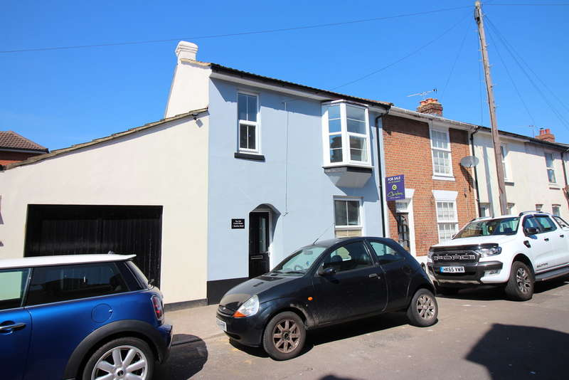 4 Bedrooms End Of Terrace House for sale in Boulton Road, Southsea