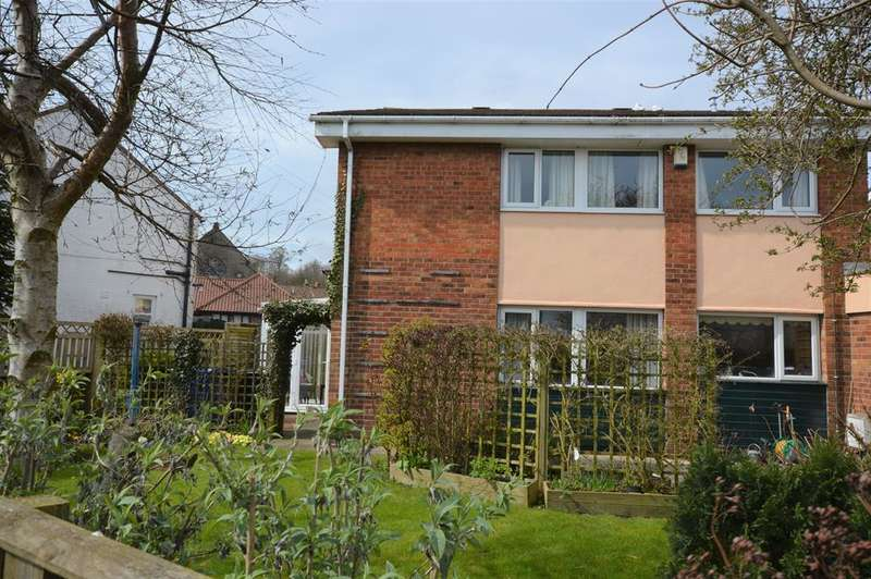 3 Bedrooms Semi Detached House for sale in Hungate Court, Hunmanby, Filey , YO14 0PQ