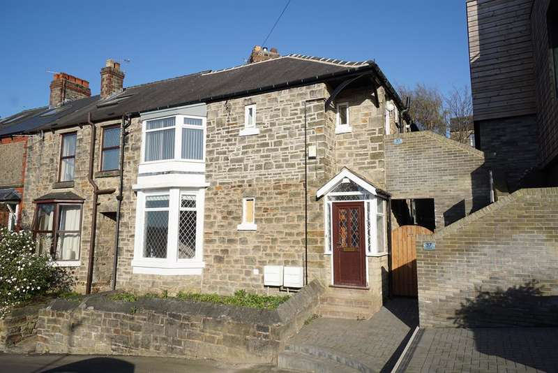 2 Bedrooms Flat for sale in Storrs Hall Road, Walkley, Sheffield, S6 5AW