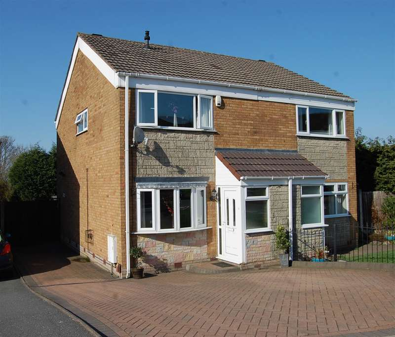 3 Bedrooms Semi Detached House for sale in Penrice Drive, Tividale, Oldbury, B69 1UQ