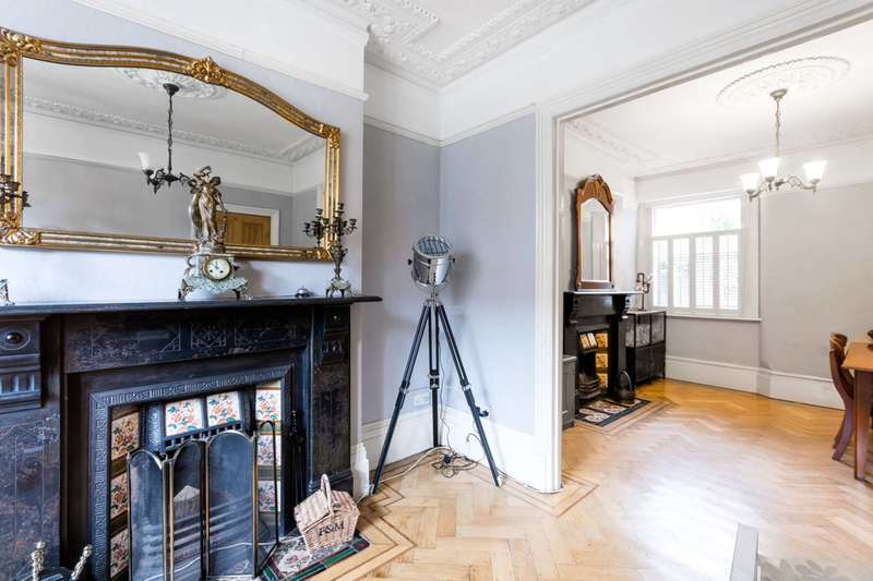 5 Bedrooms Terraced House for sale in Albion Road, Newington Green, N16