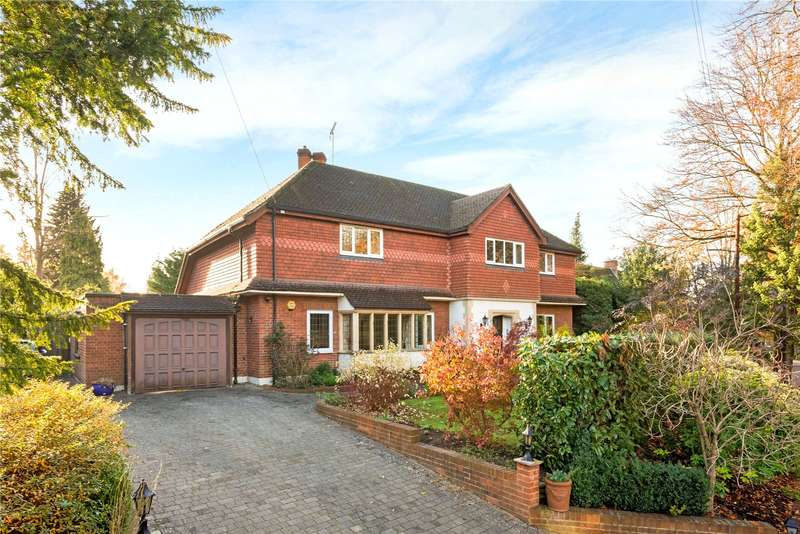 6 Bedrooms Detached House for sale in Downs Avenue, Epsom, Surrey, KT18