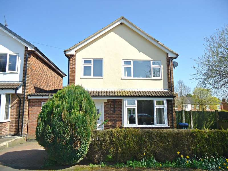3 Bedrooms Detached House for sale in Avondale Road, Barlestone, Nr Nuneaton, CV13