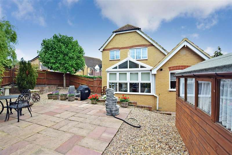 4 Bedrooms Detached House for sale in Emelina Way, , Whitstable, Kent