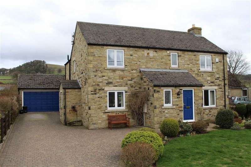 5 Bedrooms Detached House for sale in Hill Top, Eggleston, County Durham