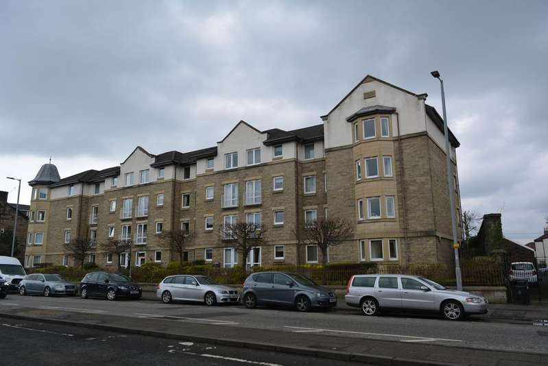 1 Bedroom Flat for sale in Flat 39, Kelburne Court, 51 Glasgow Road, PAISLEY, PA1 3PD