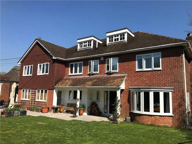 7 Bedrooms Detached House for sale in Station Hill, Itchen Abbas, Winchester, Hampshire, SO21