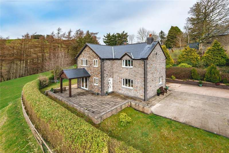 3 Bedrooms Detached House for sale in Llangurig, Llanidloes, Powys