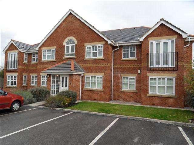 2 Bedrooms Apartment Flat for rent in Fieldings Close , Pemberton , Wigan , WN5 9JR