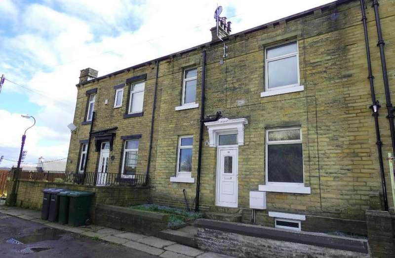 2 Bedrooms Terraced House for sale in Woodhouse Terrace, Odsal, Bradford, BD6 1BP
