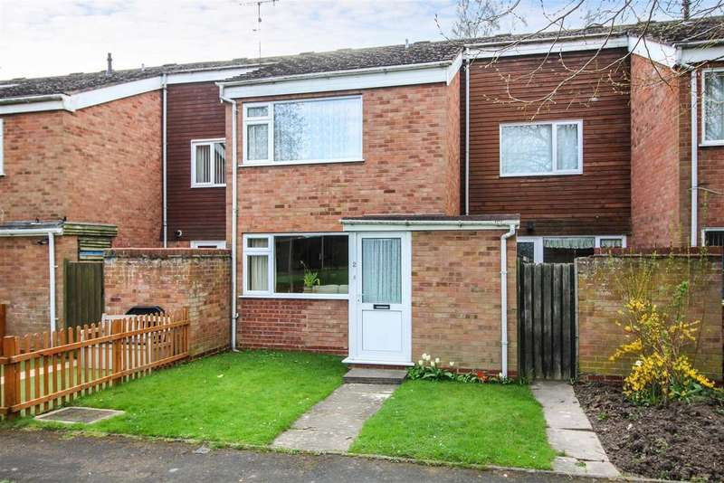 2 Bedrooms Terraced House for sale in Hetton Close, Warwick