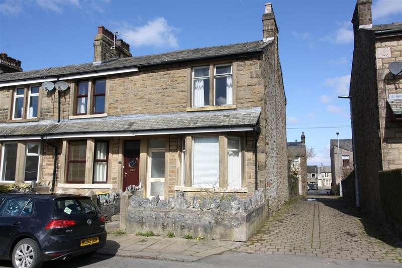 2 Bedrooms End Of Terrace House for sale in Wellington Road, Lancaster