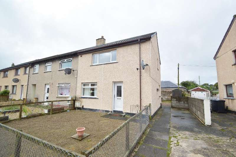 2 Bedrooms Terraced House for rent in James Crescent, Irvine, North Ayrshire, KA12 0UL