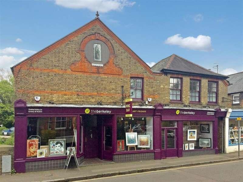 2 Bedrooms Flat for sale in Lower Kings Road, Berkhamsted