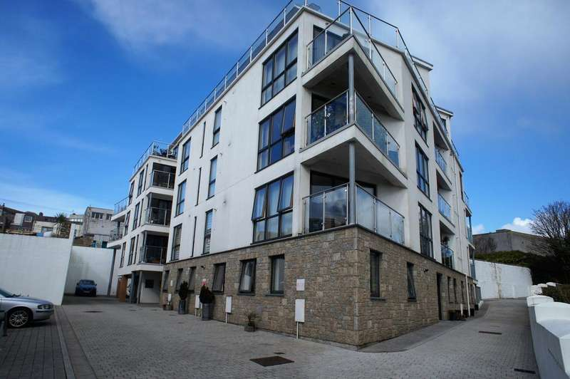 2 Bedrooms Apartment Flat for sale in Ocean Blue, Jennings Street, Penzance TR18