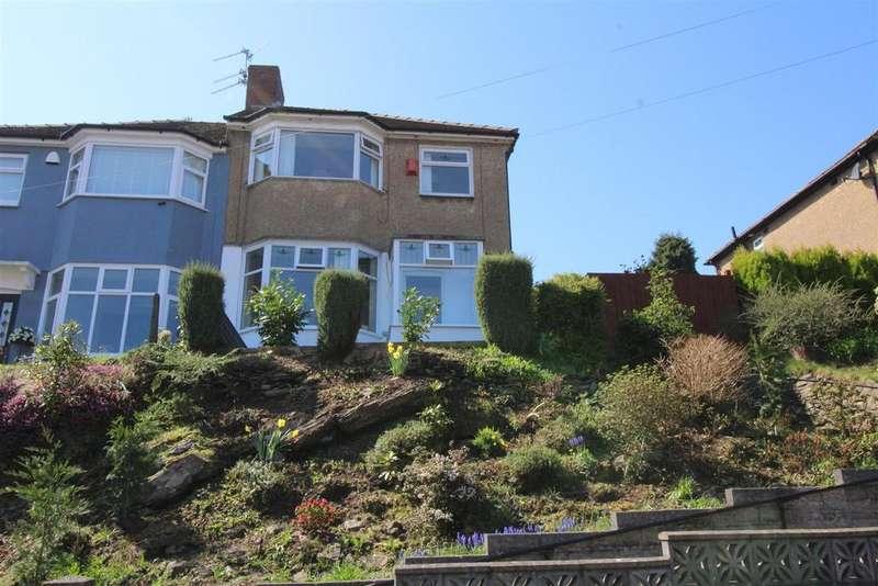 3 Bedrooms Semi Detached House for sale in Allt-yr-yn Road