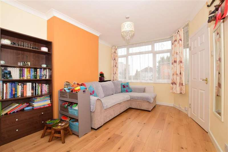 2 Bedrooms Terraced House for sale in Northend Road, Erith, Erith, Kent