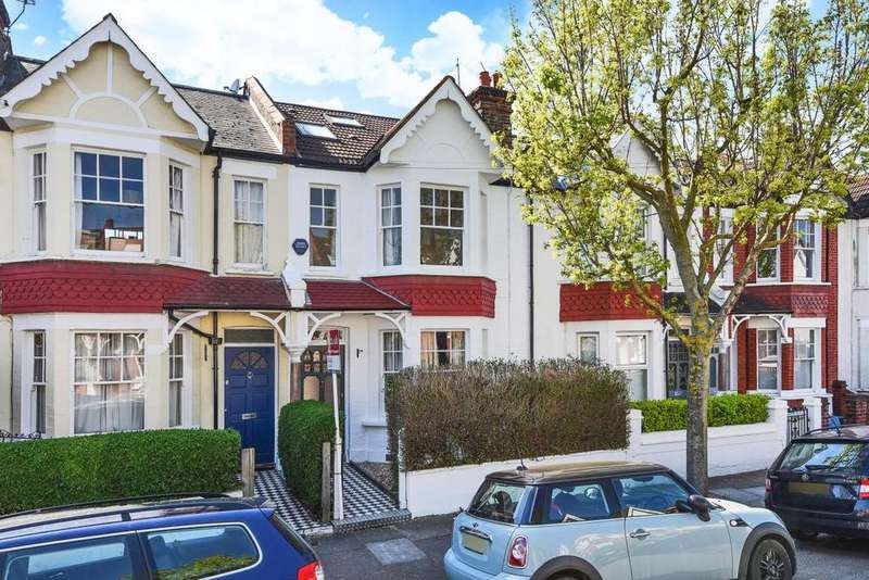 4 Bedrooms Terraced House for sale in Trentham Street, Southfields